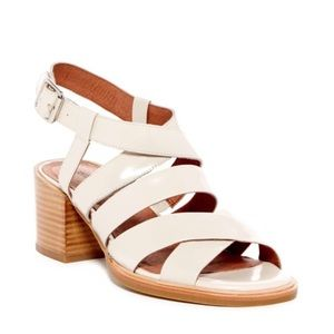 Jeffrey Campbell sharla Patent leather sandals
